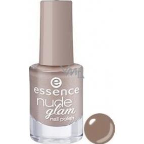 Essence Nude Glam Nail Polish lak na nechty 07 Café Olé 5 ml