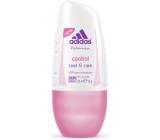 Adidas Cool & Care 48h 6v1 kuličkový antiperspirant deodorant roll-on pro ženy 50 ml