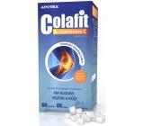 Apotex Colafit čistý kryštalický kolagén s vitamínom C výživový doplnok 60 kociek + 60 tablet