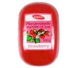 Kappus Jahoda glycerínové toaletné mydlo s rastlinným olejom 100 g