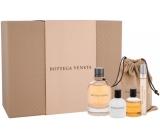 Bottega Veneta Veneta parfémovaná voda pro ženy 75 ml + parfémovaná voda 10 ml + tělové mléko 30 ml + sprchový gel 30 ml + pytlíček, dárková sada