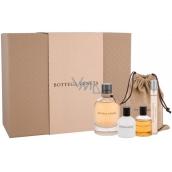 Bottega Veneta EDP 75ML + TRAVEL SPRAY 10ML + BL 30ml + SG 30ml + POUCH