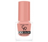 Golden Rose Ice Color Nail Lacquer lak na nechty mini 118 6 ml