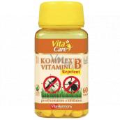 VitaHarmony Komplex vitamínov B Repelent 60 tabliet