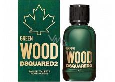 Dsquared2 Green Wood toaletná voda pre mužov 5 ml, Miniatúra