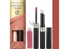 Max Factor Lipfinity Lip Colour rtěnka a lesk 070 Spicy 2,3 ml a 1,9 g