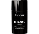 Chanel Egoiste deodorant stick pro muže 75 ml