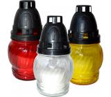 Admit Lampa sklenená Guľa malá 14 cm 30 g LA72 K