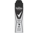 Rexona Men Invisible on Black + White Clothes antiperspirant deodorant sprej pre mužov 150 ml