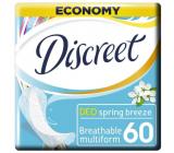 Discreet Deo Spring Breeze slipové intímne vložky pre každodenné použitie 60 kusov