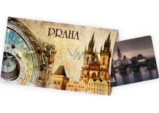 Ditipo Pohľadnica s darčekom Praha orloj 115 x 195 mm