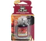 Yankee Candle Black Cherry - Zrelé čerešne gélová vonná visačka do auta 30 g