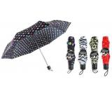 RSW Dáždnik mini farebný so vzorom 1 kus