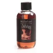 Millefiori Natural Vanilla & Wood - Vanilka a dřevo Náplň difuzéru pro vonná stébla 250 ml