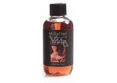 Millefiori Milano Natural Vanilla & Wood - Vanilka a drevo Náplň difuzéra pre vonná steblá 250 ml
