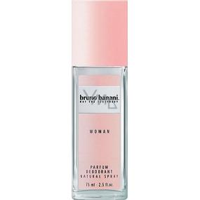 Bruno Banani Woman parfémovaný deodorant sklo 75 ml Tester