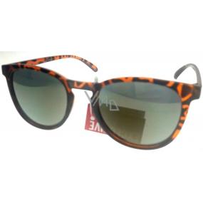 Nae New Age Slnečné okuliare hnedé Tigrova A60756