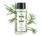 Love Beauty & Planet Rozmarín a Vetiver Detoxikačné čistiace kondicionér pre normálne až mastné vlasy 400 ml