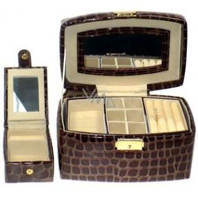 Body Collection Kozmetický kufrík na šperky malý 1 kus