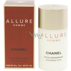 Chanel Allure Homme deodorant stick pro muže 75 ml