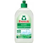 Frosch Eko Pre alergetiky tekutý prostriedok na umývanie riadu 500 ml