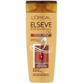 Loreal Paris Elseve Extraordinary Oil vyživující šampon na velmi suché vlasy 250 ml