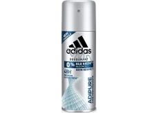 Adidas adiPURE 48h antiperspirant dezodorant sprej bez hliníkových solí pre mužov 150 ml