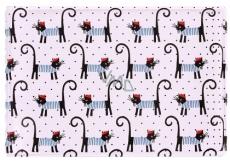 Albi Puzdro na vizitky, karty Francúzskej mačky 9,5 cm x 7 cm