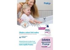 Darček - mydlo Protex