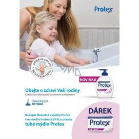 DÁREK Protex Cream antibakteriální toaletní mýdlo 90 g