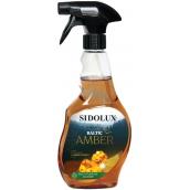 Sidolux Baltic Amber Multi-Purpose univerzálny čistič na každodenné nečistoty zo všetkých umývateľných povrchov rozprašovač 500 ml