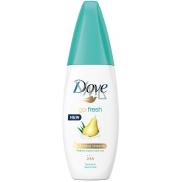 Dove Go Fresh Hruška a Aloe Vera antiperspirant deodorant sprej pumpička 75 ml