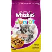 Whiskas Junior s kuracím mäsom 300 g