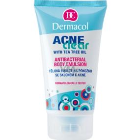 Dermacol Acneclear telová emulzia na pokožku so sklonom k akné 150 ml