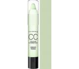 Max Factor CC Colour Corrector Corrects Redness korektor pro neutralizaci zarudlých oblastí 01 Green Reducer 3,3 g