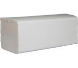 Katrin Classic Zig Zag papírové ručníky bílé dvouvrstvé 150 kusů