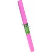 Koh-i-Noor krepový papír 50 x 200 cm, bílý růžový