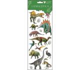 Room Decor Samolepky dinosauři 4 vajíčka 34,5 x 12,5 cm