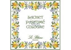 Le Blanc Cologne - Kolínska Vonný sáčok 11 x 11 cm 8 g