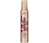 Wellaflex Brilliant Colour silné zpevnění pěnové tužidlo barvené vlasy 200 ml