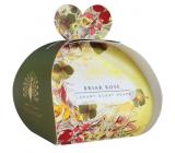 English Soap Šípková růže Přírodní parfémované mýdlo s bambuckým máslem 3x20g