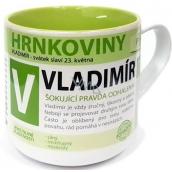 Nekupto Hrnkoviny Hrnek se jménem Vladimír 0,4 litru