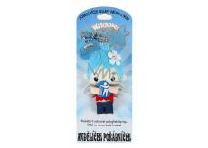 Albi Anjelik strážníček - Anjelik pořádníček prívesok 8,5 cm