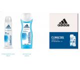 Adidas Climacool antiperspirant dezodorant sprej pre ženy 150 ml + sprchový gél 250 ml, kozmetická sada