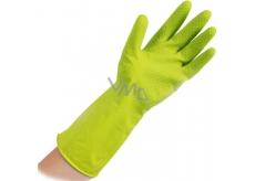 Vulkan Niké Soft & Sensitive upratovacie gumové rukavice M 1 pár