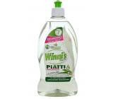 Winnis Eko Piatti Aloe Vera koncentrovaný hypoalergénne umývací prostriedok na riad 500 ml