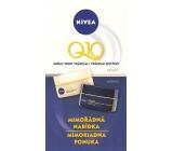 Nivea Q10 Plus denní a noční péče proti vráskám ml + 50 ml dárková sada