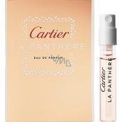 Cartier La Panthere parfémovaná voda pro ženy 1,5 ml s rozprašovačem, Vialka