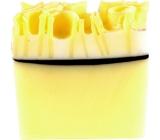 Bomb Cosmetics Citronová pusinka - Lemon Meringue Přírodní glycerinové mýdlo 100 g