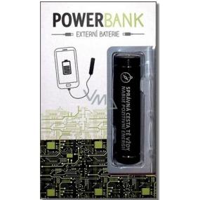 Albi Externá batéria Powerbank Správna cesta ťa vždy nabije pozitívnou energiou 9,4 cm